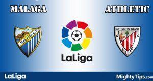 Malaga vs Athletic Prediction and Betting Tips