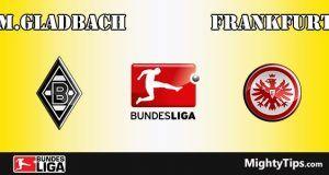 Monchengladbach vs Frankfurt Prediction and Betting Tips