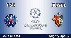 PSG vs Basel Prediction and Betting Tips