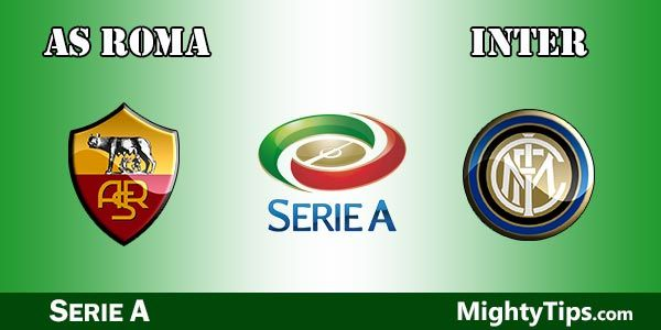 Roma vs Inter Prediction and Betting Tips