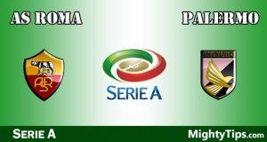 Roma vs Palermo Prediction and Betting Tips
