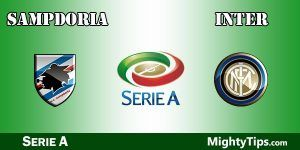 Sampdoria vs Inter Prediction and Betting Tips