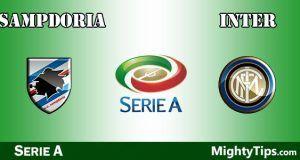 Sampdoria vs Inter Prediction and Betting Tips
