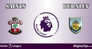 Southampton vs Burnley Prediction and Betting Tips