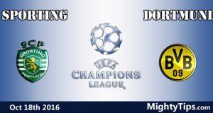 Sporting vs Dortmund Prediction and Betting Tips