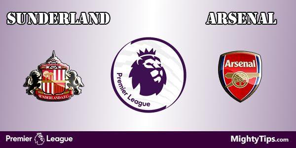 Sunderland vs Arsenal Prediction and Betting Tips