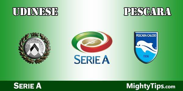 Resultado de imagem para Udinese vs Pescara