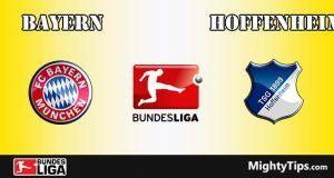 Bayern vs Hoffenheim Prediction and Betting Tips