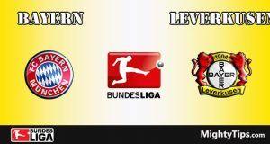 Bayern vs Leverkusen Prediction and Betting Tips