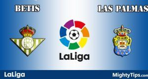 Betis vs Las Palmas Prediction and Betting Tips