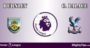 Burnley vs Crystal Palace Prediction and Betting Tips