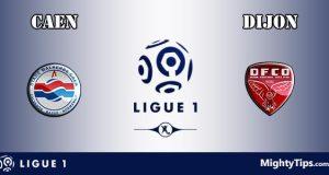 Caen vs Dijon Prediction and Betting Tips
