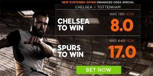 Chelsea vs Tottenham Prediction and Bet