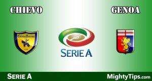 Chievo vs Genoa Prediction and Betting Tips