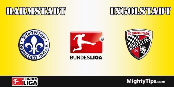 Darmstadt vs Ingolstadt Prediction and Betting Tips
