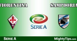 Fiorentina vs Sampdoria Prediction and Betting Tips