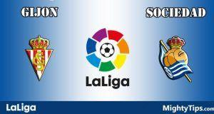 Gijon vs Real Sociedad Prediction and Betting Tips