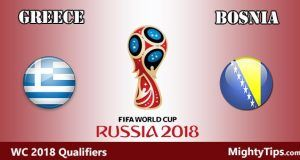 Greece vs Bosnia Prediction and Betting Tips
