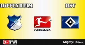 Hoffenheim vs Hamburger Prediction and Betting Tips