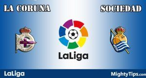 La Coruna vs Sociedad Prediction and Betting Tips