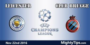 Leicester vs Club Brugge Prediction and Betting Tips
