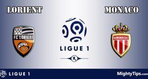 Lorient vs Monaco Prediction and Betting Tips