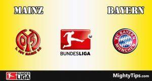Mainz vs Bayern Prediction and Betting Tips