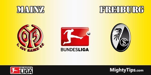 Resultado de imagem para Mainz x Freiburg