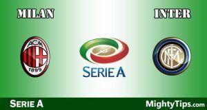 Milan vs Inter Prediction and Betting Tips