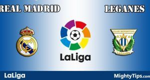 Real Madrid vs Leganes Prediction and Betting Tips