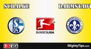 Schalke vs Darmstadt Prediction and Betting Tips