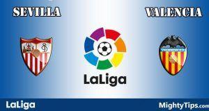Sevilla vs Valencia Prediction and Betting Tips