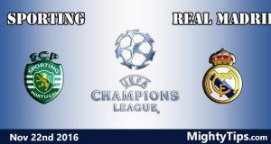 Sporting vs Real Madrid Prediction and Betting Tips