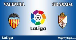 Valencia vs Granada Prediction and Betting Tips