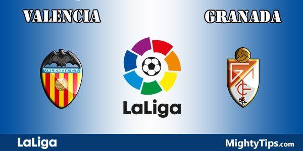 Resultado de imagem para Valencia vs Granada