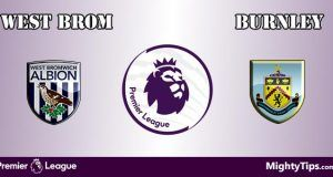 West Brom vs Burnley Prediction and Betting Tips