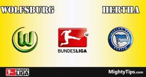 Wolfsburg vs Hertha Prediction and Betting Tips