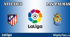 Atletico vs Las Palmas Prediction and Betting Tips
