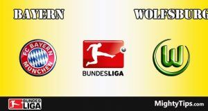 Bayern vs Wolfsburg Prediction and Betting Tips