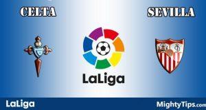 Celta vs Sevilla Prediction and Betting Tips