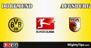 Dortmund vs Augsburg Prediction and Betting Tips