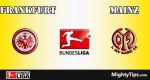 Frankfurt vs Mainz Prediction and Betting Tips