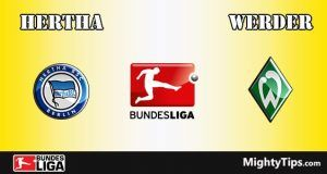 Hertha vs Werder Prediction and Betting Tips