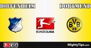 Hoffenheim vs Dortmund Prediction and Betting Tips