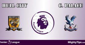 Hull City vs Crystal Palace Prediction and Betting Tips