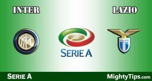 Inter vs Lazio Prediction and Betting Tips