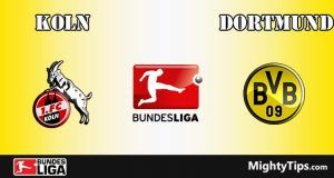 Koln vs Dortmund Prediction and Betting Tips