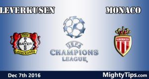 Leverkusen vs Monaco Prediction and Betting Tips