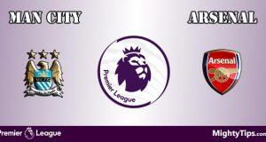 Man City vs Arsenal Prediction and Betting Tips