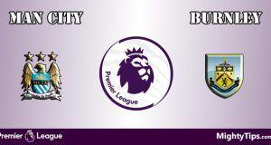 Man City vs Burnley Prediction and Betting Tips